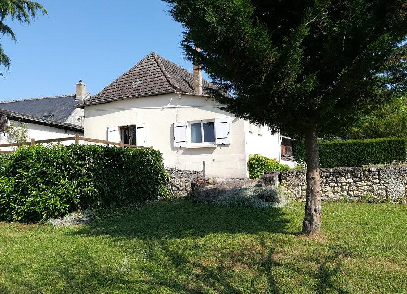 Maison à vendre 58m2 à Montoire-sur-le-Loir