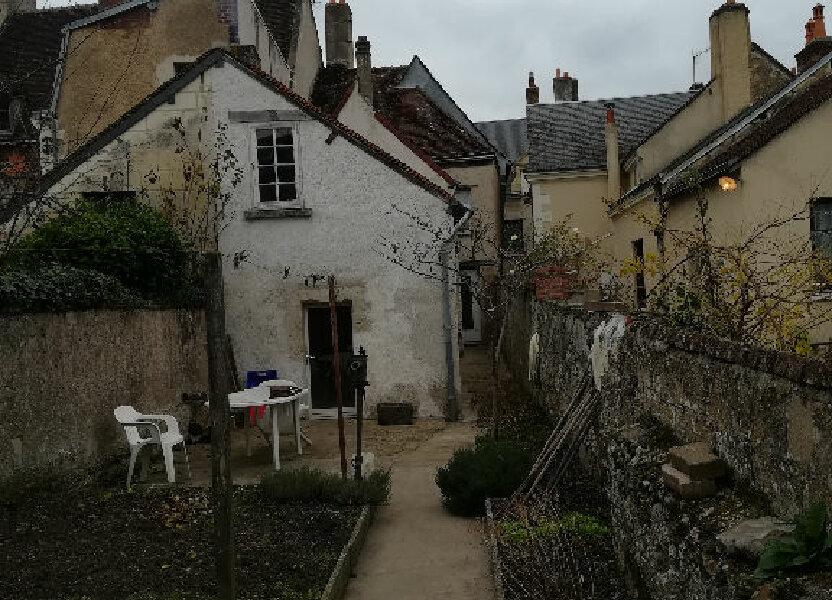 Maison à vendre 85m2 à Montoire-sur-le-Loir