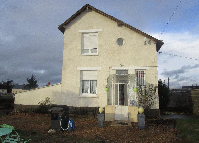 Maison à vendre 80m2 à Saint-Ouen