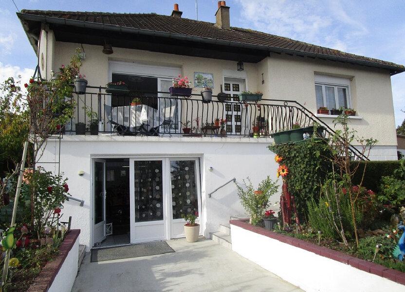 Maison à vendre 85m2 à Saint-Firmin-des-Prés
