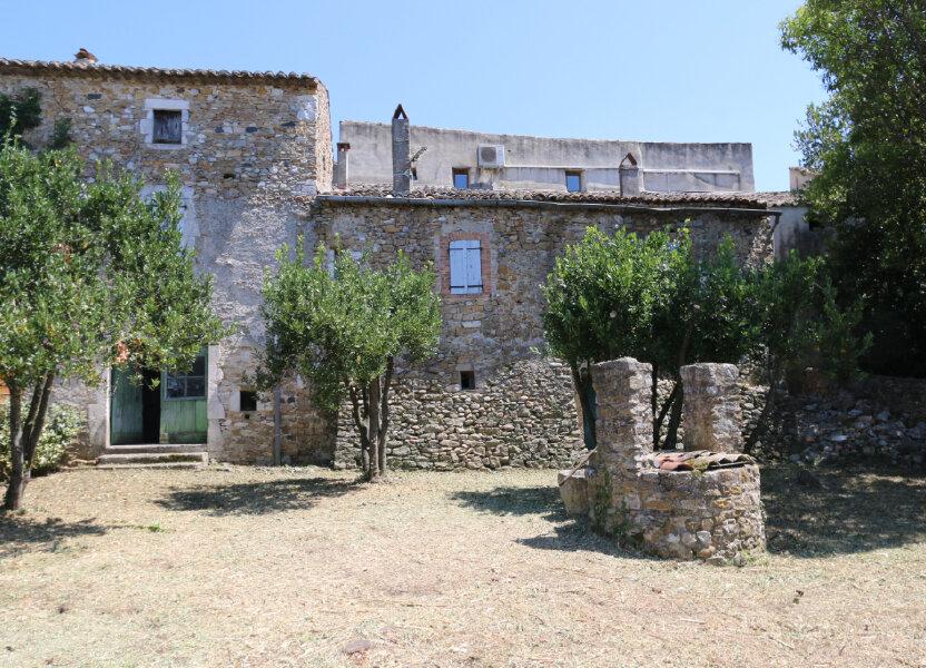 Maison à vendre 90m2 à Vallon-Pont-d'Arc