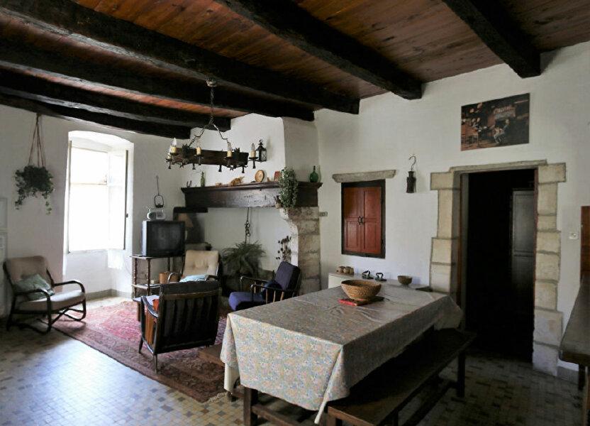 Maison à vendre 105m2 à Vallon-Pont-d'Arc