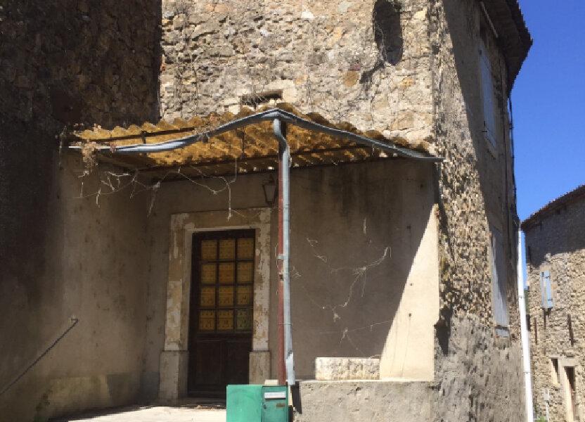 Maison à vendre 61m2 à Salavas