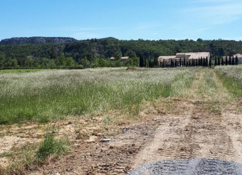 Terrain à vendre 895m2 à Vallon-Pont-d'Arc