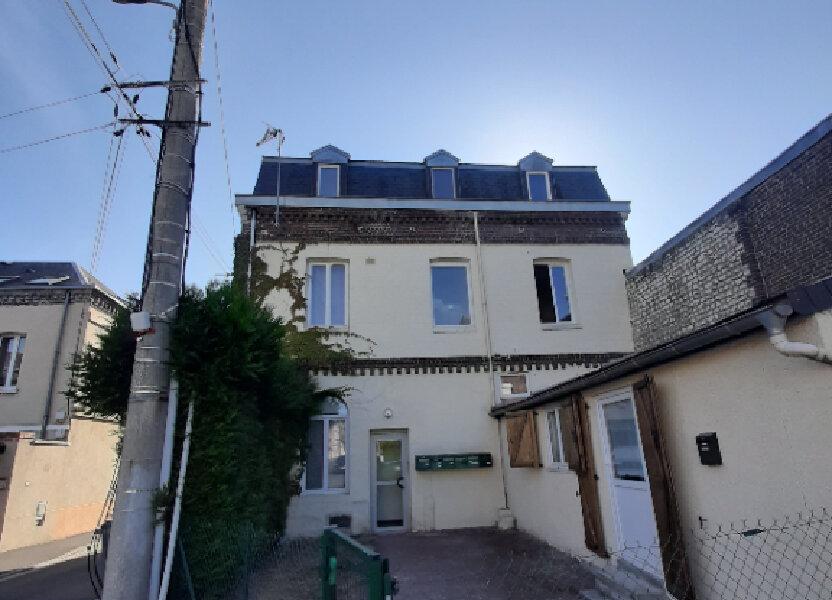 Appartement à louer 33.42m2 à Sotteville-lès-Rouen