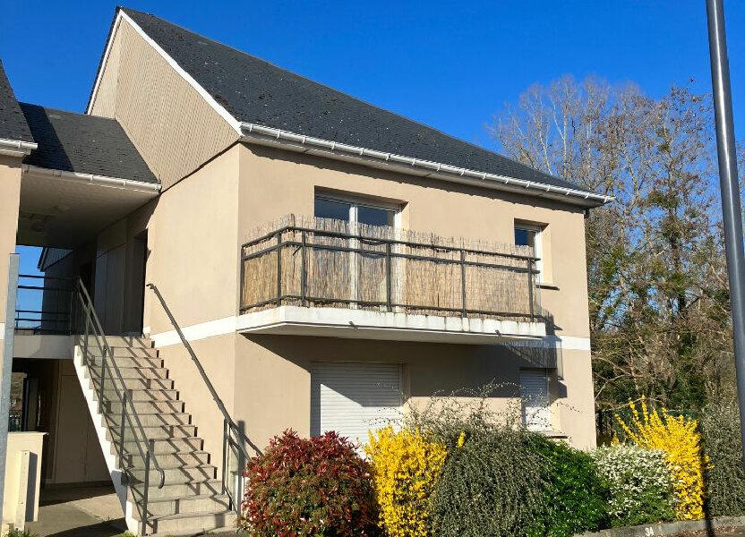 Appartement à vendre 38m2 à Saint-Aubin-lès-Elbeuf