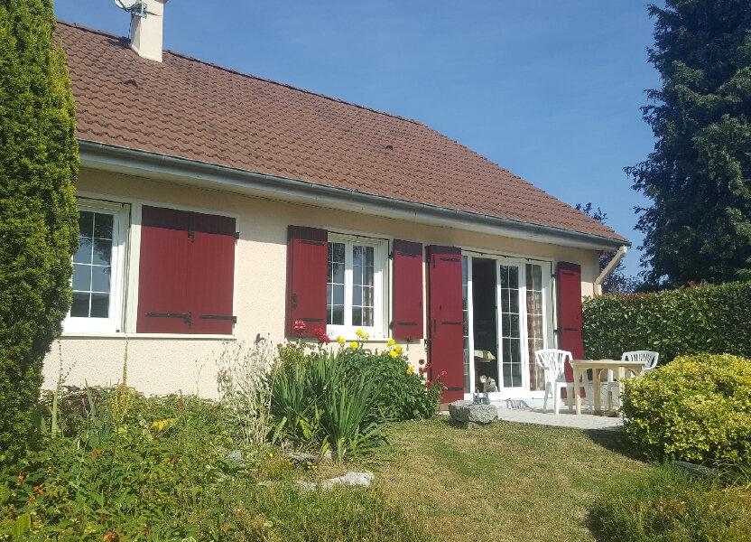 Maison à vendre 80m2 à Elbeuf