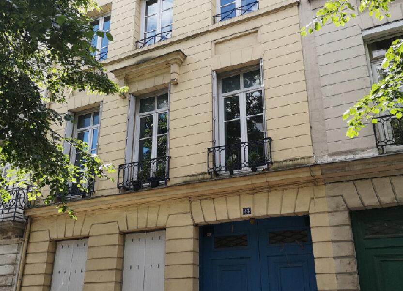 Appartement à louer 58.87m2 à Rouen