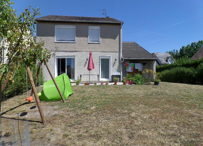 Maison à vendre 120m2 à Saint-Aubin-lès-Elbeuf