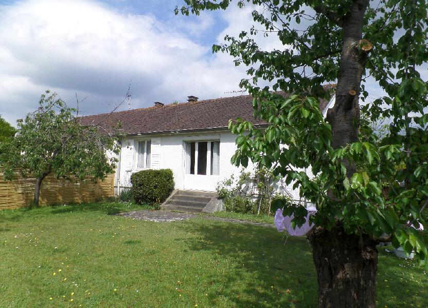 Maison à vendre 66.54m2 à Saint-Aubin-lès-Elbeuf