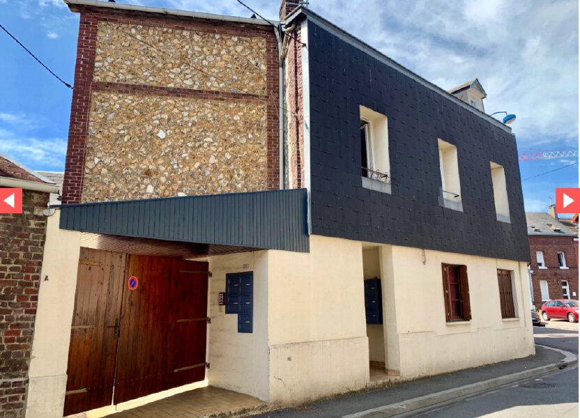 Appartement à louer 18m2 à Sotteville-lès-Rouen