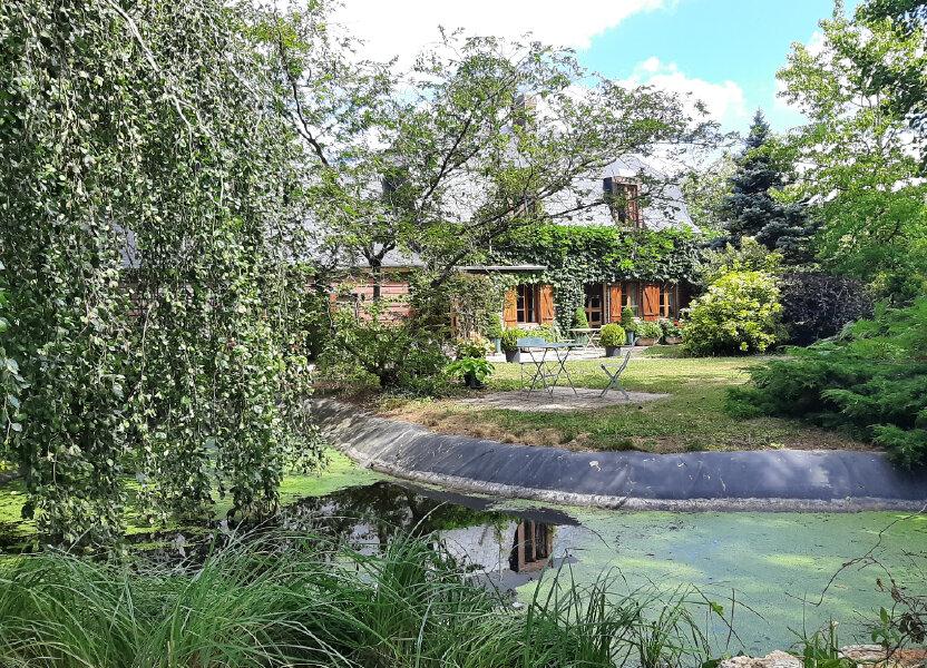 Maison à vendre 117m2 à Criquebeuf-la-Campagne