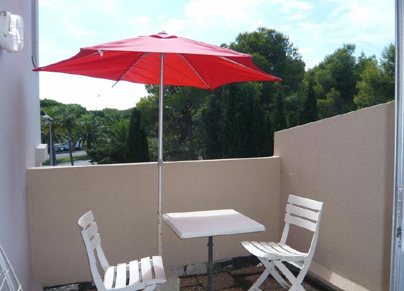 Appartement à vendre 21.58m2 à Saint-Cyprien