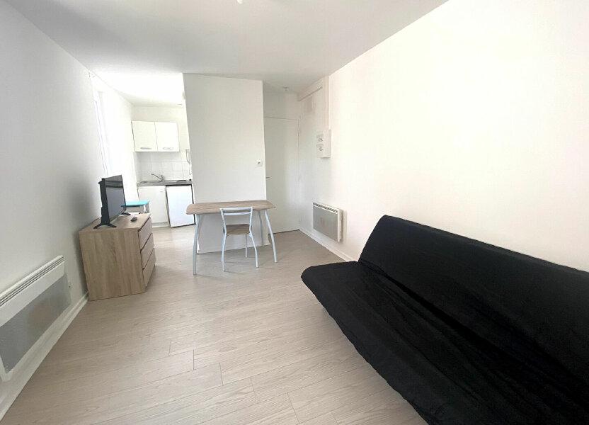 Appartement à louer 17m2 à Calais