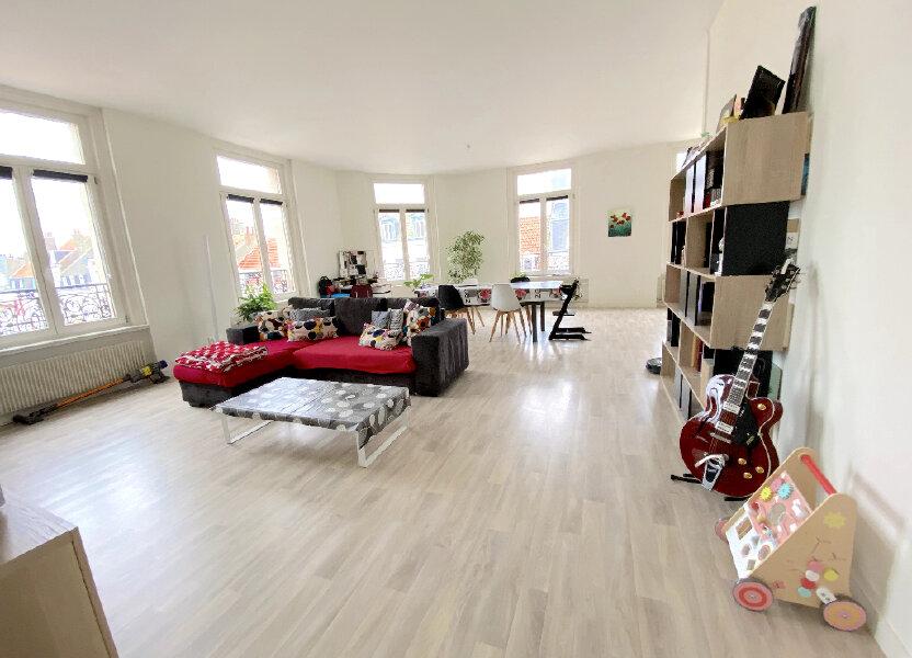 Appartement à louer 144m2 à Calais