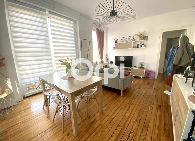 Appartement à louer 71.34m2 à Calais