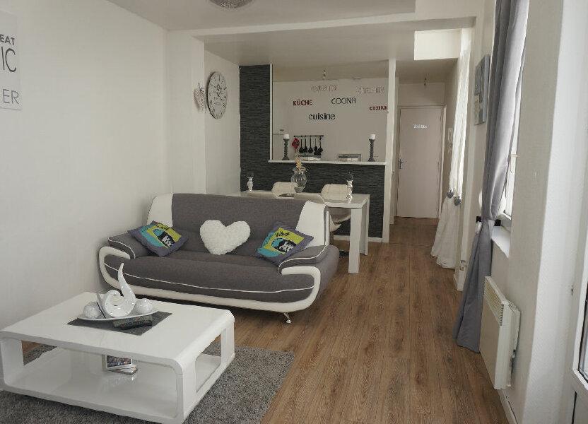 Appartement à louer 38m2 à Calais