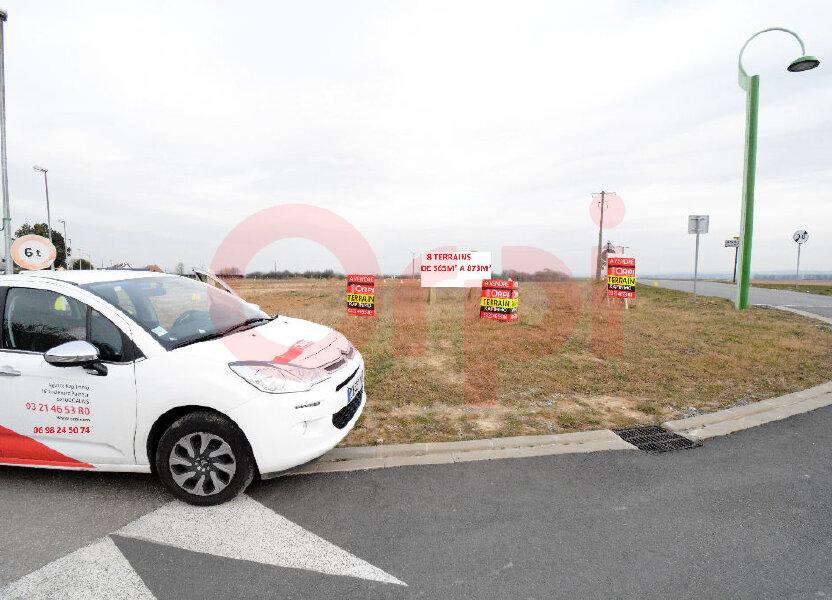 Terrain à vendre 873m2 à Bonningues-lès-Calais