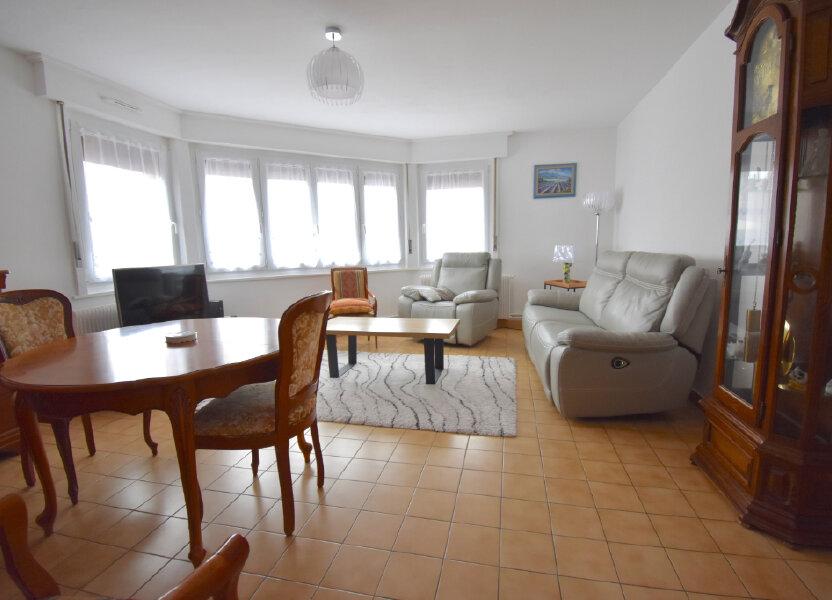 Appartement à louer 65.49m2 à Calais