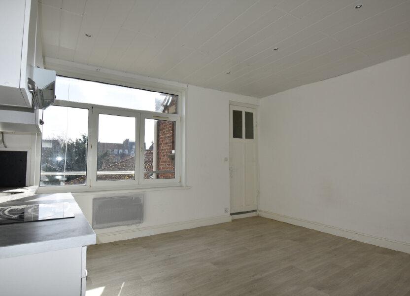 Appartement à louer 40m2 à Calais