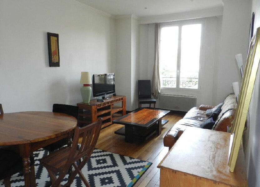Appartement à louer 48.71m2 à La Varenne - Saint-Maur-des-Fossés