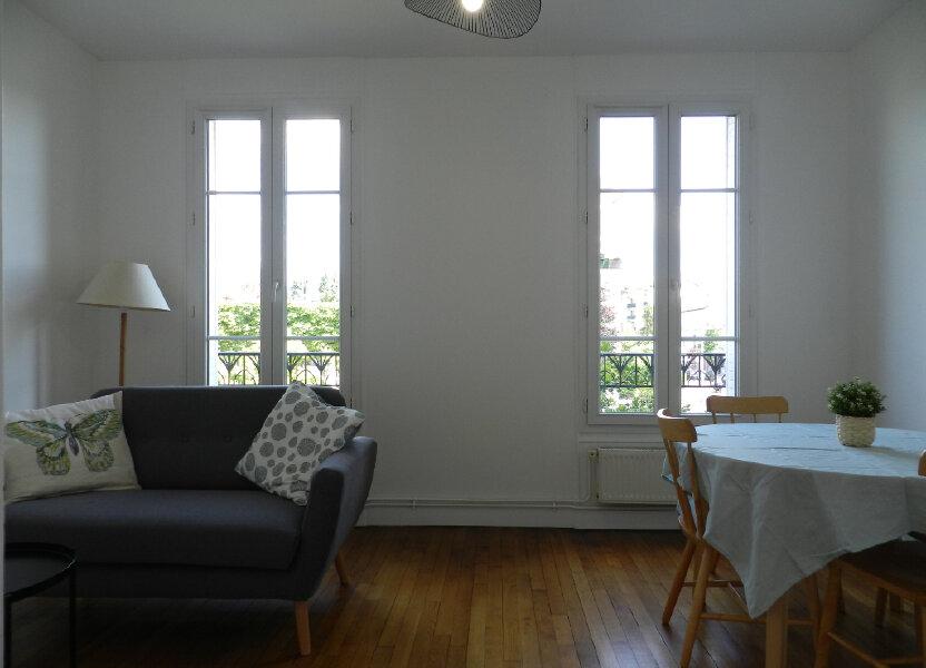 Appartement à louer 40.73m2 à La Varenne - Saint-Maur-des-Fossés