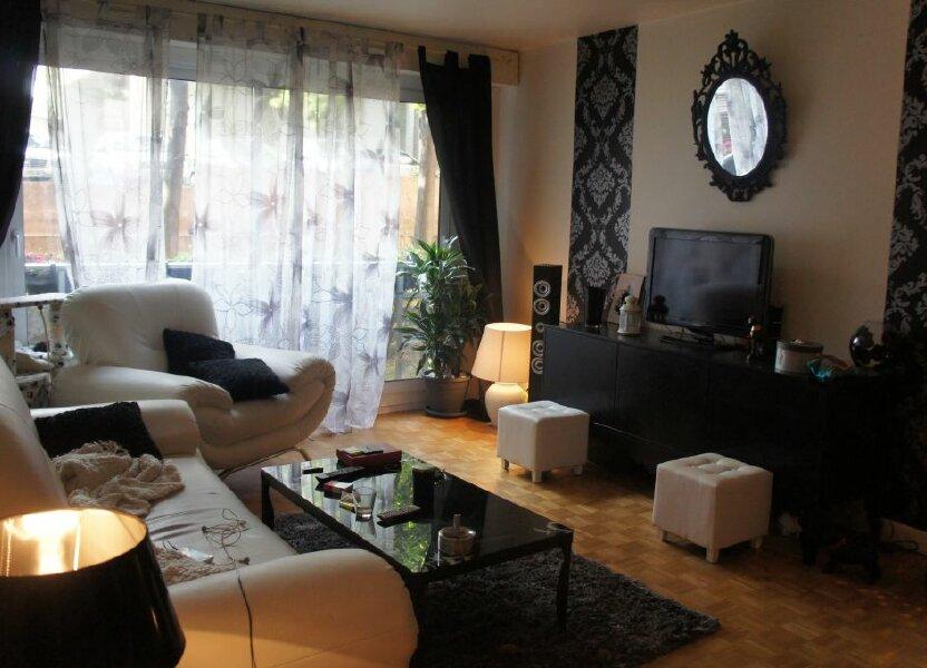 Appartement à louer 62m2 à Paris 19