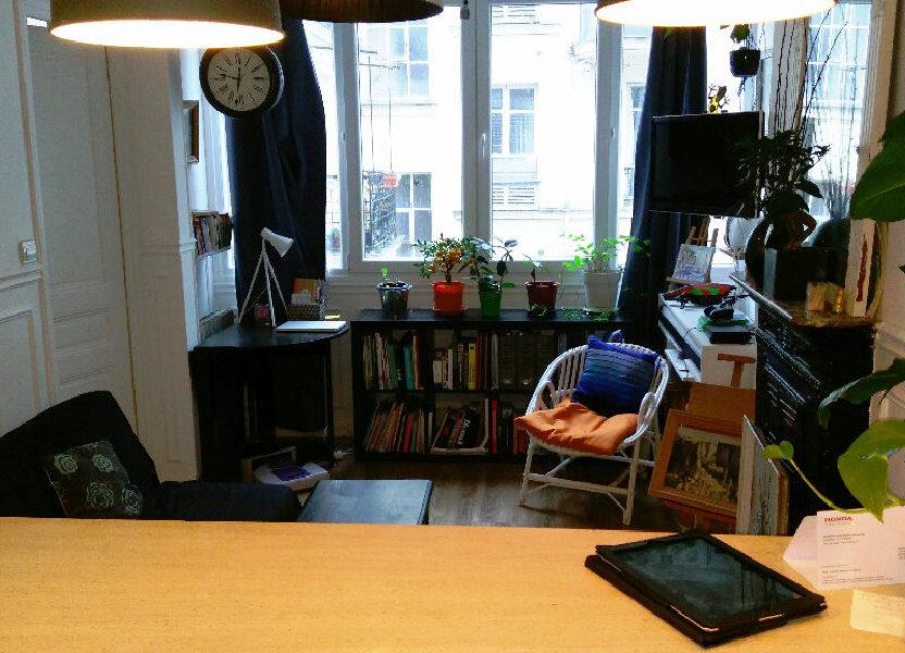 Appartement à louer 36.07m2 à Paris 19