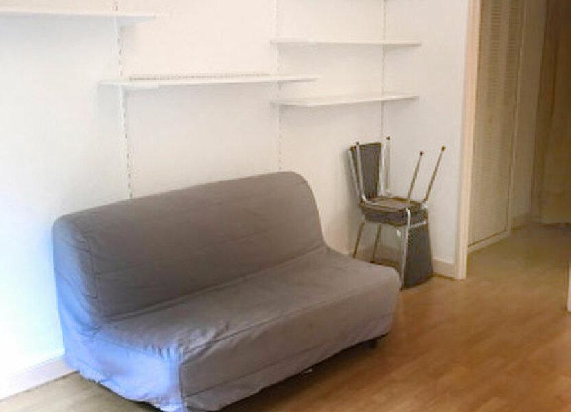 Appartement à louer 25.4m2 à Paris 19