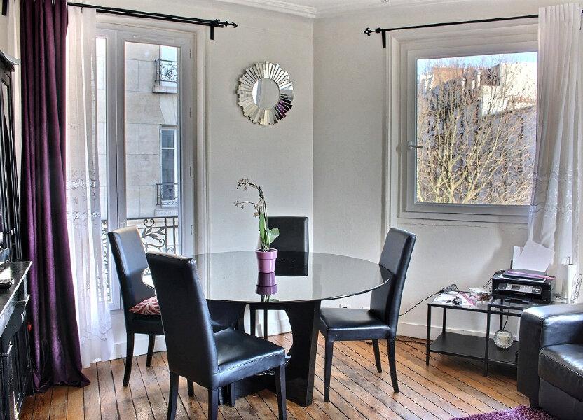 Appartement à vendre 41m2 à Paris 20