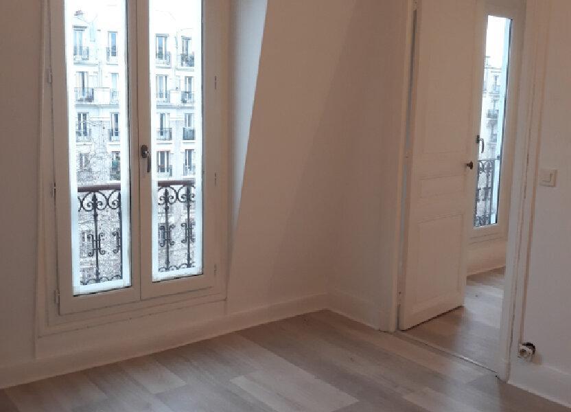 Appartement à louer 35.2m2 à Paris 20
