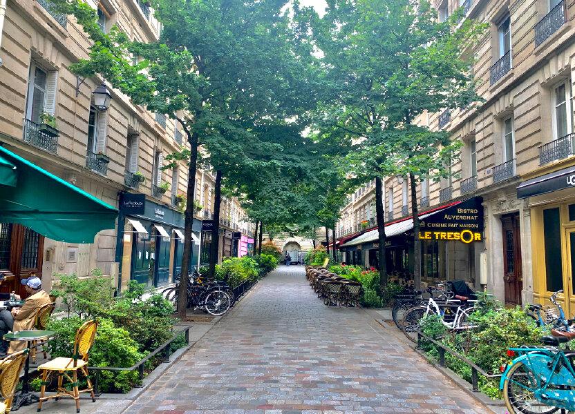 Appartement à louer 26.01m2 à Paris 4