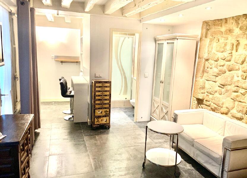 Appartement à louer 24.02m2 à Paris 4