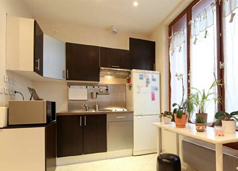 Appartement à vendre 27m2 à Cergy