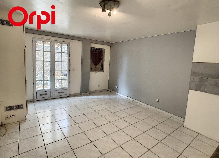 Appartement à louer 28.1m2 à Mézy-sur-Seine