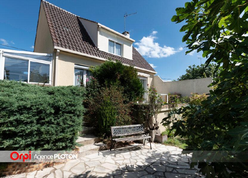 Maison à vendre 97.5m2 à Noisy-le-Grand