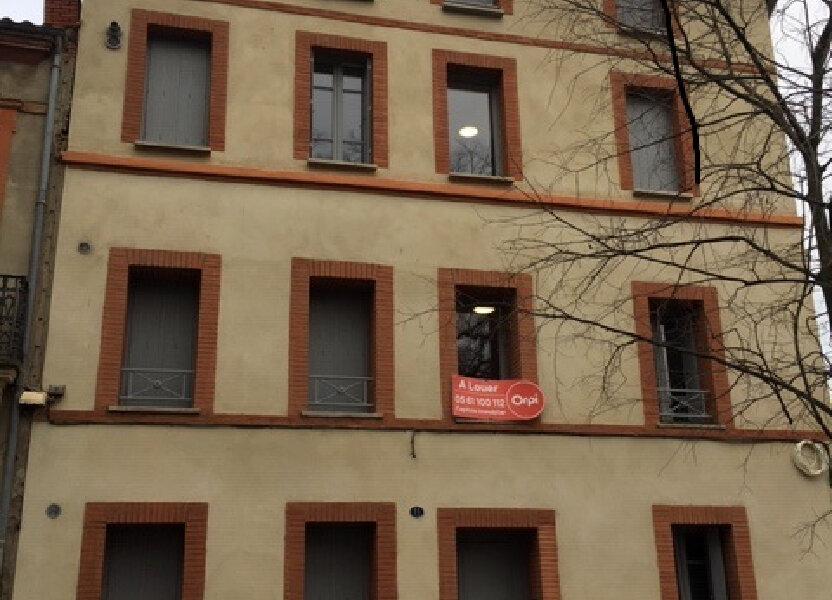 Appartement à louer 21.65m2 à Toulouse