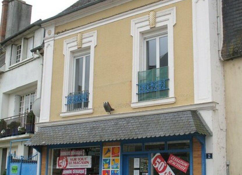 Immeuble à vendre 175m2 à Martigné-Ferchaud