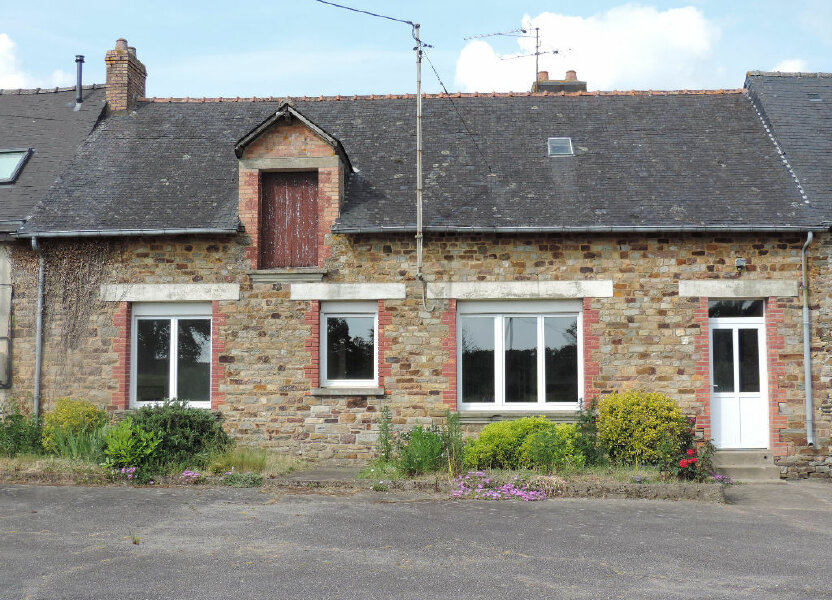 Maison à vendre 100m2 à Ercé-en-Lamée