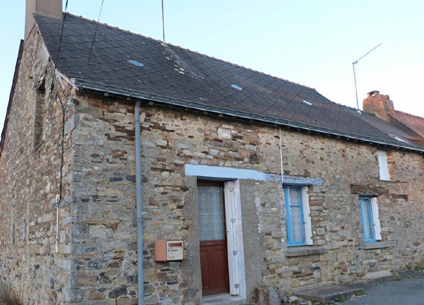 Maison à vendre 80m2 à Saint-Aubin-des-Châteaux