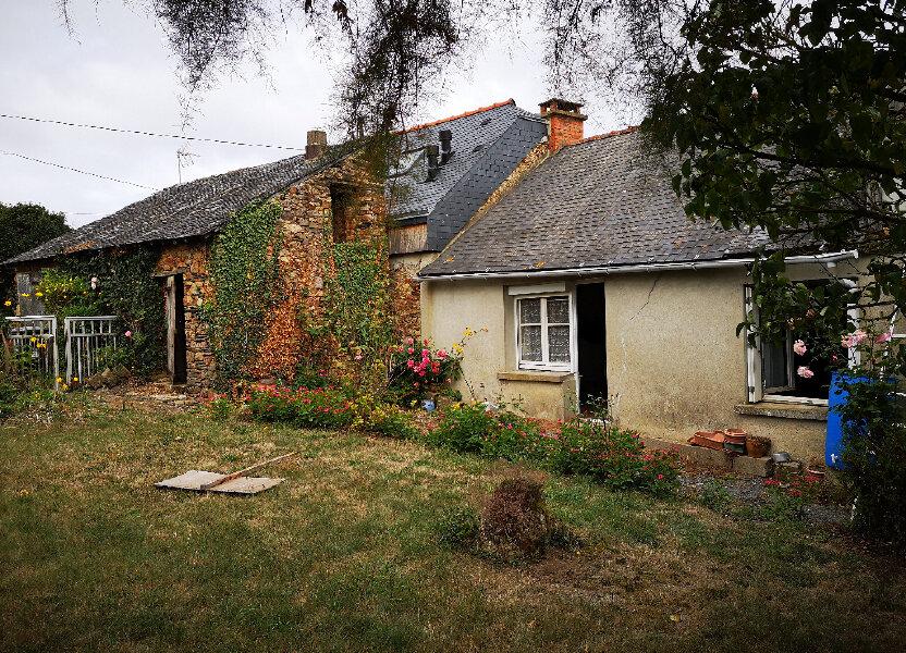 Maison à vendre 53m2 à Messac