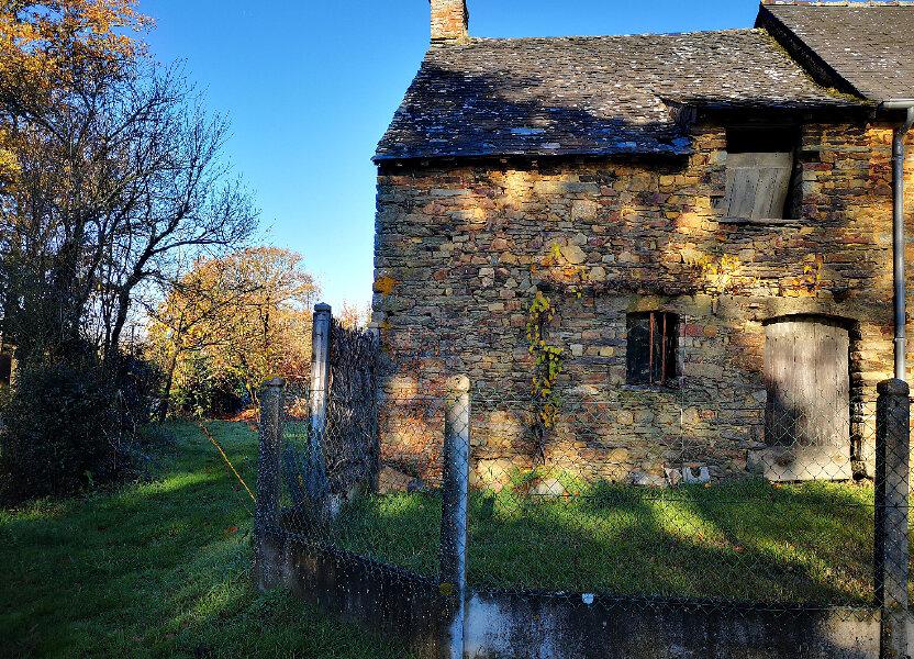 Maison à vendre 51m2 à Bain-de-Bretagne