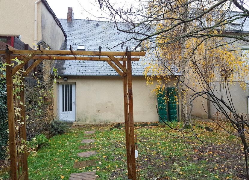 Maison à vendre 101m2 à Pouancé