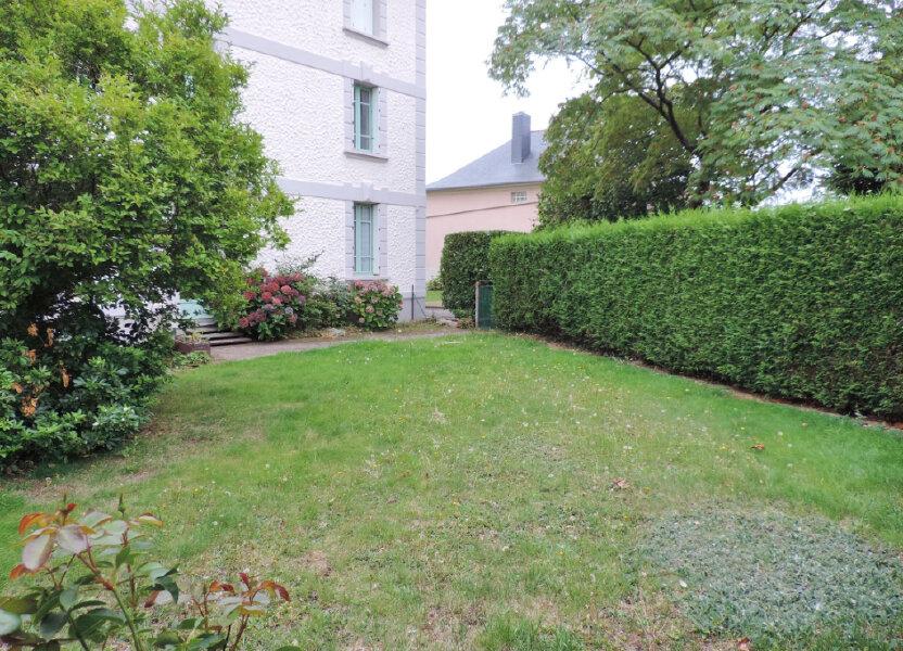 Appartement à vendre 58.58m2 à Bain-de-Bretagne