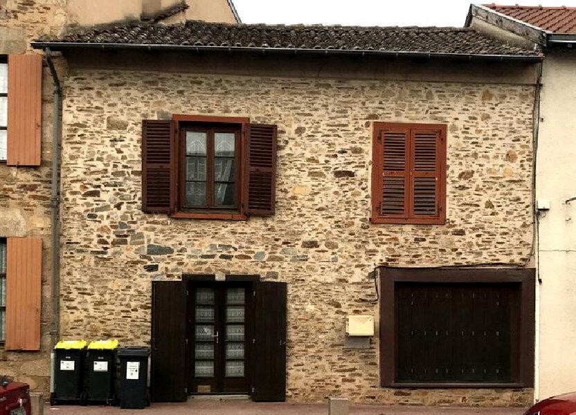 Maison à vendre 80m2 à Aixe-sur-Vienne