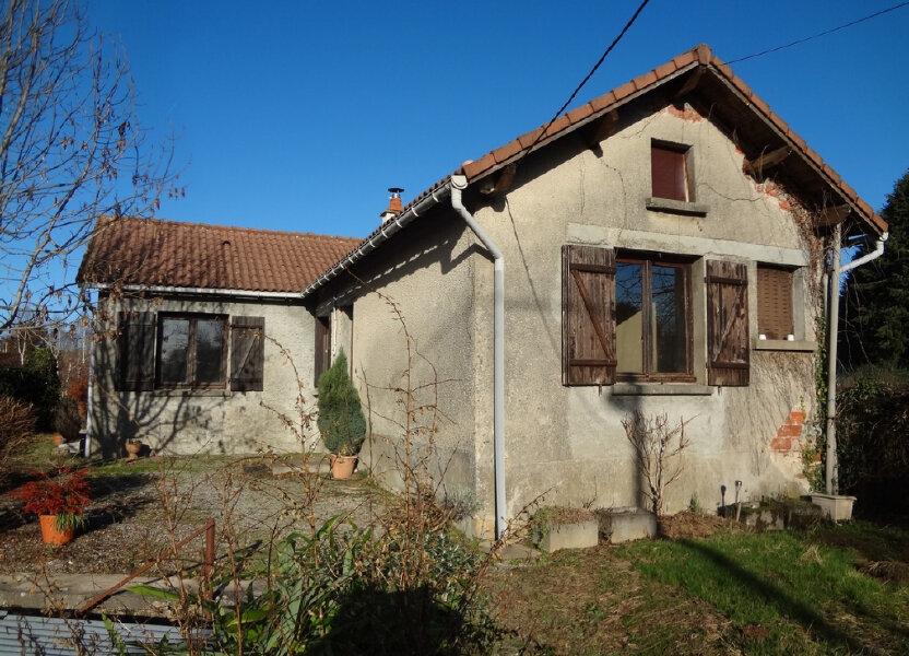 Maison à vendre 64m2 à Nieul