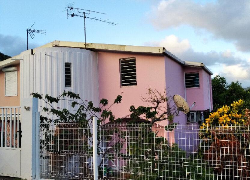 Maison à louer 74.04m2 à Anse-Bertrand