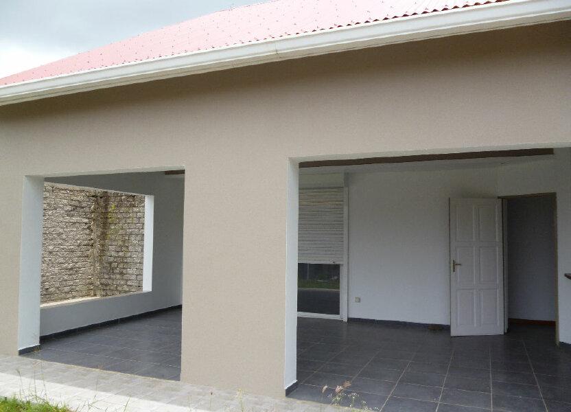 Maison à louer 99m2 à Les Trois-Îlets