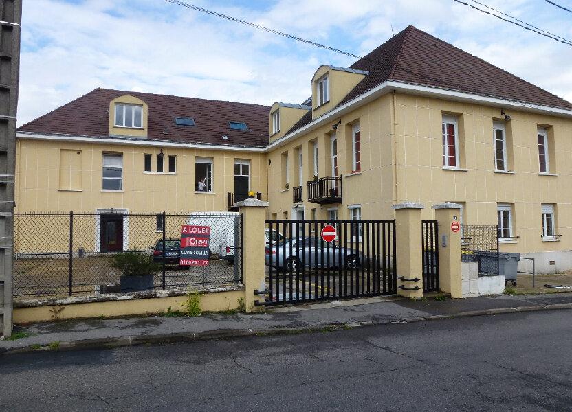 Appartement à louer 41.86m2 à Claye-Souilly