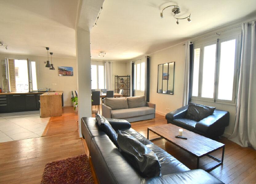 Appartement à louer 62m2 à Lyon 5